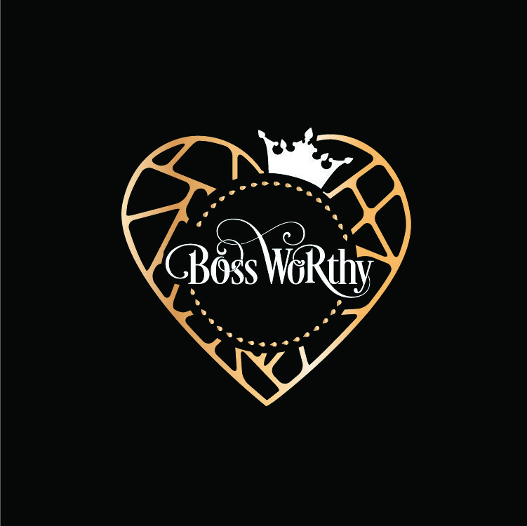 Boss Worthy Logo Art - Black
